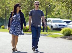 Zuckerberg and giving