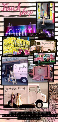 Fashion Truck - Vanessa Bayer Blog