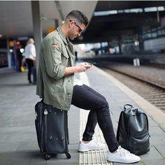 Men's casual style | Kosta Williams