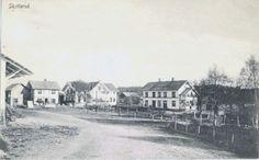 Hedmark fylke Eidskog kommune Skotterud tidlig 1900-tall
