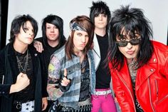Falling In Reverse I love the look on jackys face