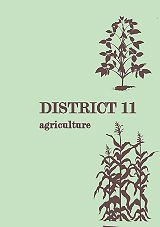 The Hunger Games: District 11, Agriculture