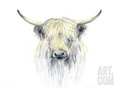 Highland II Art Print by Art Marketing at Art.com