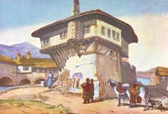 Golden Age, Hungary, Romania, Four Square, The Good Place, Ottoman, Country, Places, Painting