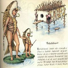 Dangerous Minds | Codex Seraphinianus: A new edition of the strangest book in the world