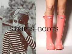 Coral Hunter Boots | Coral Hunter Boots...I JUST LOVE IT.....MORE SHOE IDEAS FOR MY LADIES!!!