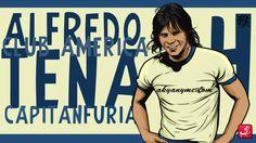Alfredo Tena #ClubAmerica