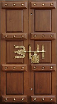 pooja room door carving designs - Google Search