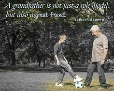 Image result for quote about grandfathers