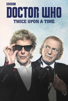 "This Christmas, the Doctor comes face to face with … the Doctor! The epic finale to the Peter Capaldi era of Doctor Who, ""Twice Upon a Time,"" is coming to cinemas for only one night, featuring the return of Pearl Mackie and other special guests."