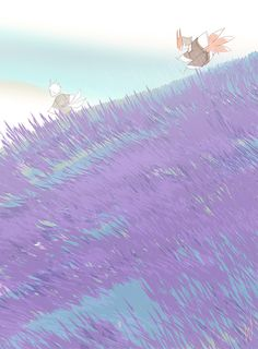 Foxfire – FoxkitsChasey chase. Carolyn Gan