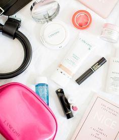 Lancome summer beauty essentials...