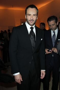 Tom Ford at Hammer Museum's 10th Annual Gala