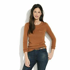 Would a third sweater in this color be overkill? That's debatable.