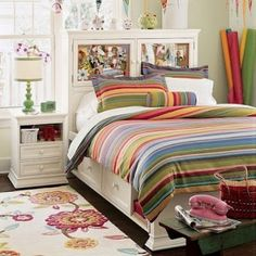 dormitorios juveniles para chicas