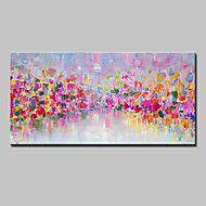Håndmalte Abstrakt Horisontal,Moderne Et Panel Lerret Hang malte oljemaleri For Hjem Dekor – NOK kr. 510