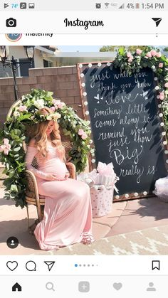 Baby shower decor, ideas and inspiration - Baby Shower Decor - Baby shower ideas Baby Shower Boho, Baby Shower Chair, Deco Baby Shower, Shower Bebe, Tea Party Baby Shower, Floral Baby Shower, Baby Boy Shower, Boho Baby, Valentine Baby Shower