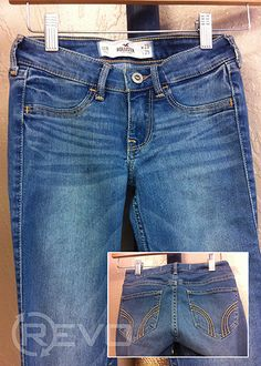 Just in... Hollister (size 23)