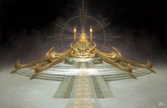 The throne by FLOWERZZXU.deviantart.com on @DeviantArt