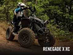 New 2017 Can-Am Renegade X MR 1000R ATVs For Sale in Texas. The Renegade X mr 1000R is the most powerful mud ready ATV on the market.
