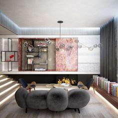 Fendi Private Suites, Rome, 2015 - Marco Costanzi architetti