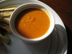 Spiced Lentil and Roasted Vegetable Soup