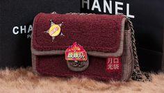 Encontre mais Bolsas Atravessadas Informações sobre Pequeno saco de lã c bolsa inverno Xinghui um ombro saco cadeia de bolsa transversal do corpo das mulheres, de alta qualidade saco de vestuário, Natal do saco China Fornecedores, Barato saco de mão a partir de Luxury brand bags- Top designer bag-Women's Handbags em Aliexpress.com