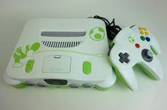 Old Nintendo, Nintendo Consoles, Nintendo Systems, Custom Consoles, Zoos, Pinball, Custom Paint, Video Game Console, Arcade Games