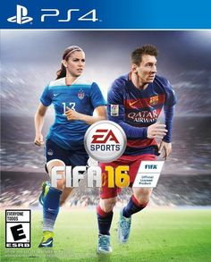 FIFA 16 – Standard Edition – PlayStation 4: Electronic Arts