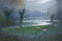 "Nicholas Hely Hutchinson, ""The Flooded Fields"""
