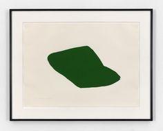 Joel Shapiro, Untitled (Green)