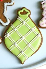 Image result for christmas holly sugar cookie decorate