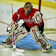 NHL Hockey - Semyon Varlamov (40) - San Jose Sharks @ Washington Capitals, Verizon Center, Washington, D.C. DSC01188DSC01240
