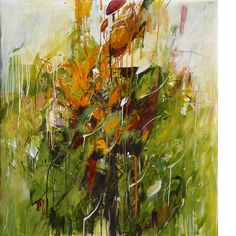 Karen Silve: Paintings: Abstract Two