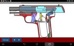Spanish Ruby pistol explained - Android APP - HLebooks.com