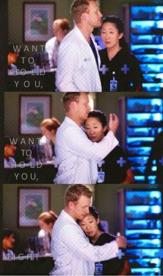 crowen The Perfect Couple Greys Anatomy Owen, Grey Anatomy Quotes, Grays Anatomy, Cristina And Owen, Cristina Yang, Insurgent Quotes, Divergent Quotes, Allegiant, Mark Sloan