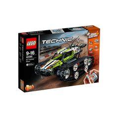 Kauko-ohjattava telakilpa-auto, LEGO Technic (42065)