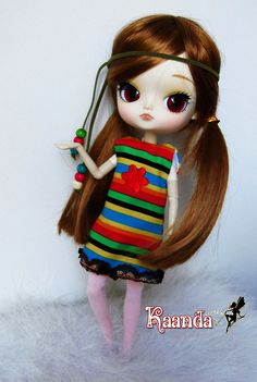 Freya onda Hippie by ♥KaandaMoon♥, via Flickr