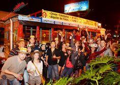 Chiva parties en Colombia!!!   http://www.MedellinNightlife.net
