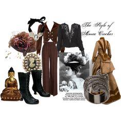 Aimee Crocker. Heiress. Victorian Wild Woman. Buddhist. Sacramento Pioneer. Lovely, Free Spirit. xoxo
