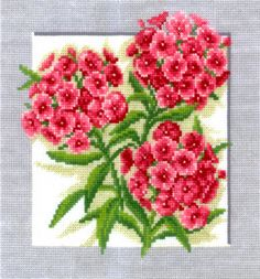 This Pin was discovered by pel Beaded Cross Stitch, Cross Stitch Rose, Cross Stitch Flowers, Cross Stitch Kits, Cross Stitch Charts, Cross Stitch Designs, Cross Stitch Embroidery, Cross Stitch Patterns, Hand Embroidery