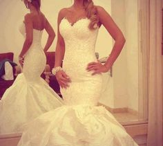 THIS IS THE EXACT DRESS THAT INSPIRED ME!!!!!!! I SHOWED THIS EXACT ONE TO THE DRESS CONSULTANT LOL
