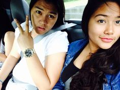 Say Hi to the coolest sister ever!!! Lové u sis! ❤️