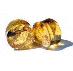 Chiapas Amber Plugs - Made to Order | Onetribe beautiful beautiful beautiful