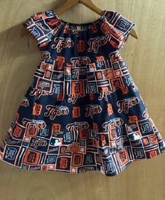 Detroit Tigers Dress size 4t
