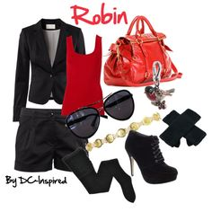 """Robin"" by dc-fashion on Polyvore"