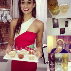 Spent the evening enjoying a little @punzone #organic #Italian #vodka #drink #drinks #slurp #lifestyleblogger #nightlife #nyc #liquor #yum #yummy #thirst #thirsty #instagood #cocktail #cocktails #drinkup #glass #bottle #photooftheday