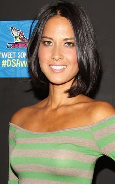 Olivia Munn is listed (or ranked) 3 on the list The Most Beautiful Celebrity Irish Girls Haircuts For Straight Fine Hair, Best Short Haircuts, Modern Haircuts, Long Hair Cuts, Straight Bob, Long Bob, Hair A, New Hair, Your Hair
