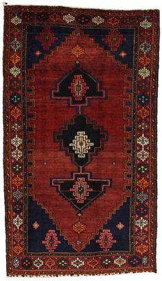 Zanjan - Hamadan Persian Carpet 231x132