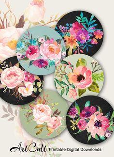 Everyone can enjoy craft time. Vinyl Record Art, Vinyl Art, Art Cd, Pottery Painting Designs, Paint Designs, Arts And Crafts, Diy Crafts, Art File, Diy Canvas